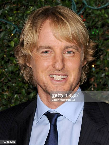 Actor Owen Wilson arrives at the premiere of Columbia Pictures' How Do You Know at the Regency Village Theatre on December 13 2010 in Los Angeles...