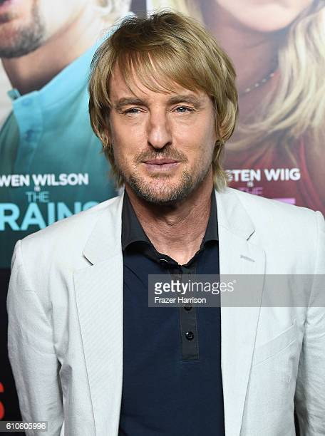 """Actor Owen Wilson arrives at the Premiere of Relativity Media's """"Masterminds"""" at TCL Chinese Theatre on September 26, 2016 in Hollywood, California."""