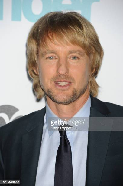 Actor Owen Wilson attends Lionsgate's premiere of 'Wonder' held at the Regency Village Theatre on November 14 2017 in Westwood California