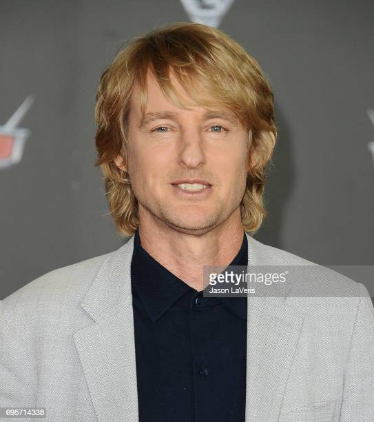 Actor Owen Wilson attends the premiere of Cars 3 at Anaheim Convention Center on June 10 2017 in Anaheim California