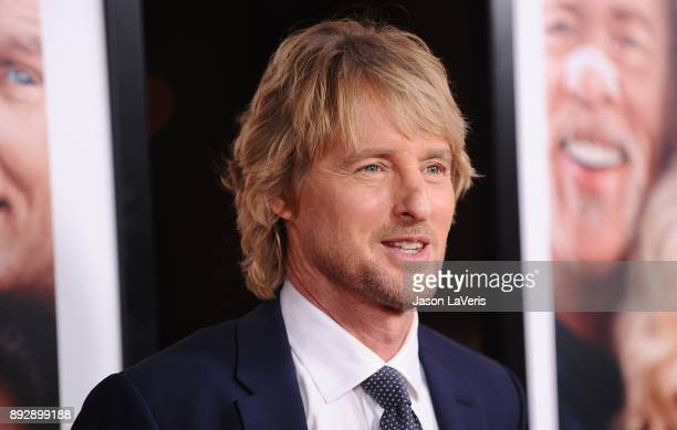 """Actor Owen Wilson attends the premiere of """"Father Figures"""" at TCL Chinese Theatre on December 13, 2017 in Hollywood, California."""