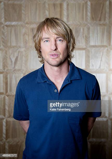 Actor Owen Wilson is photographed for Los Angeles Times on August 16 2015 in Los Angeles California PUBLISHED IMAGE CREDIT NEEDS TO READ Katie...