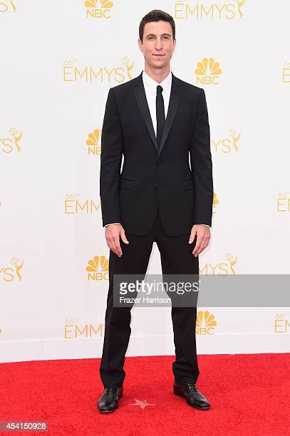 Actor Pablo Schreiber attends the 66th Annual Primetime Emmy Awards held at Nokia Theatre LA Live on August 25 2014 in Los Angeles California