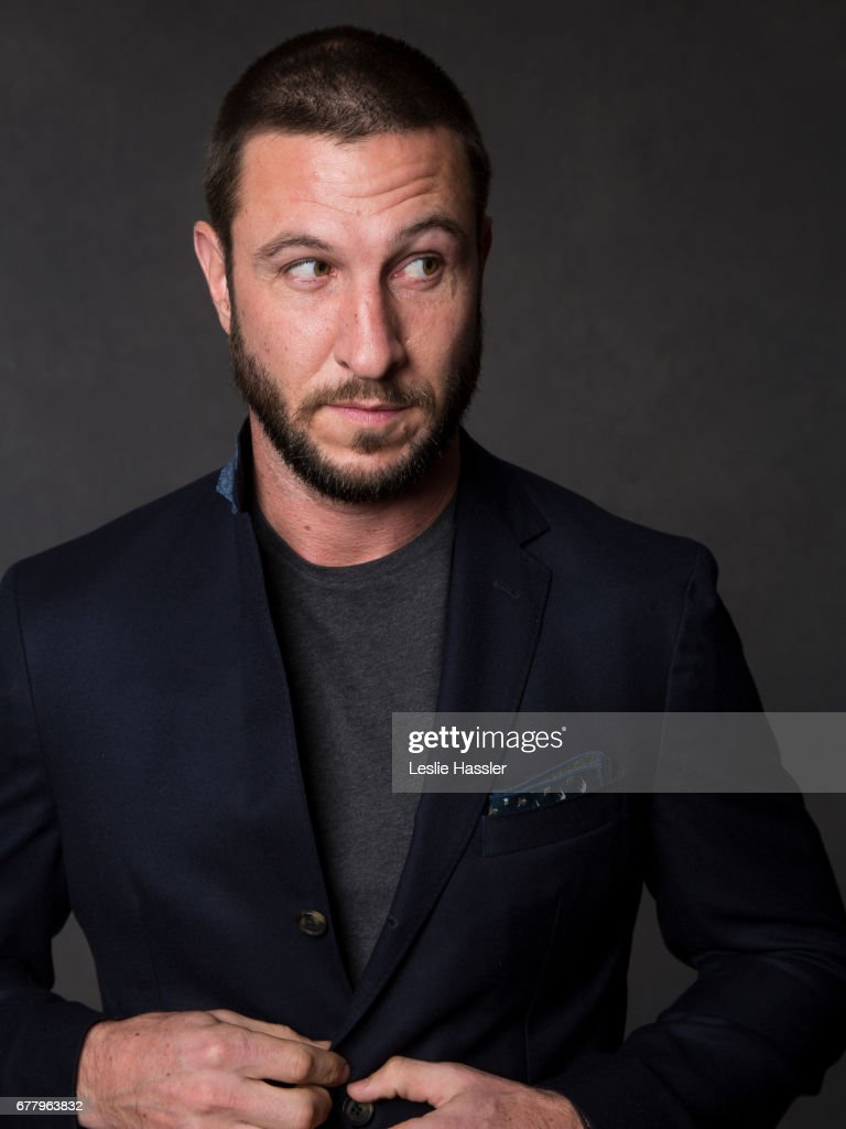 actor pablo schreiber is photographed on april 22 2017 in new york