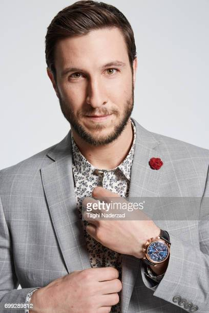 Actor Pablo Schreiber is photographed on March 12 2015 in New York City