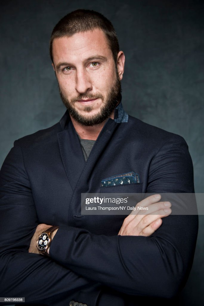 Pablo Schreiber, NY Daily News, April 22, 2017