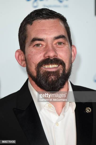 Actor Packy Lee attends the Birmingham Premiere of Peaky Blinders at cineworld on October 30 2017 in Birmingham England