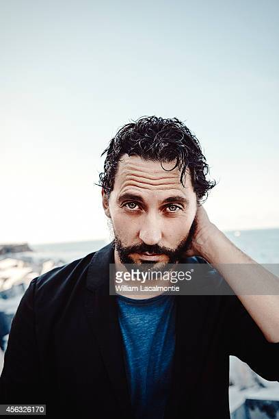 Actor Paco Leon is photographed for Self Assignment in San Sebastian Spain