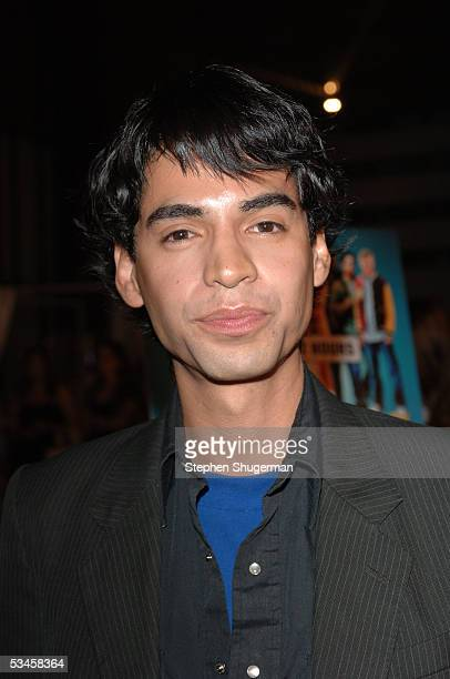 Actor Parker Torres atttends the world premiere of Dirty Deeds at the Directors Guild of America on August 23 2005 in Los Angeles California
