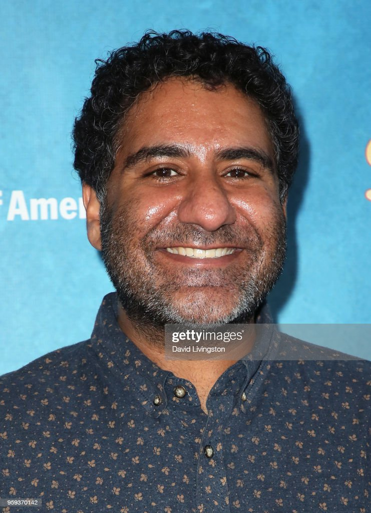 Actor Parvesh Cheena attends the opening night of 'Soft Power' presented by the Center Theatre Group at the Ahmanson Theatre on May 16, 2018 in Los Angeles, California.