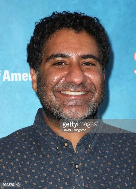 Actor Parvesh Cheena attends the opening night of 'Soft Power' presented by the Center Theatre Group at the Ahmanson Theatre on May 16 2018 in Los...