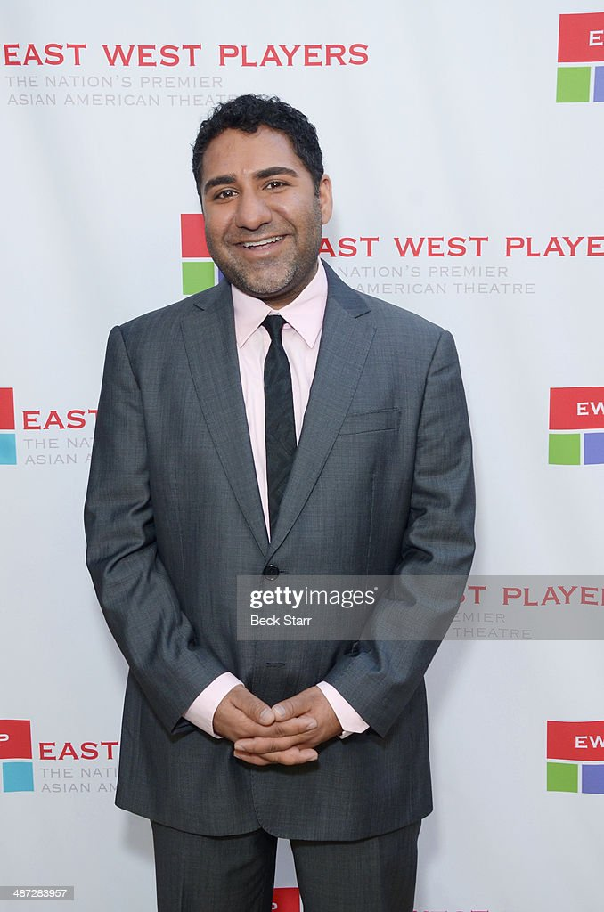 Actor Parvesh Eheena arrives at Making Light East West Players 48th Anniversary Visionary Awards at Hilton Universal City on April 28, 2014 in Universal City, California.