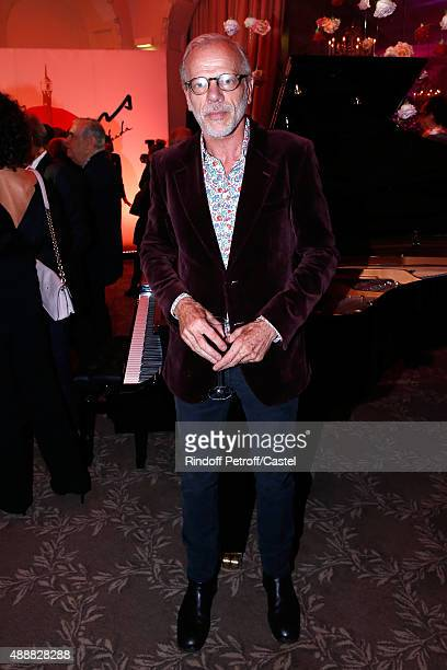 Actor Pascal Greggory attends the Kenzo Takada's 50 Years Of Life in Paris Celebration at Restaurant Le Pre Catelan on September 17 2015 in Paris...