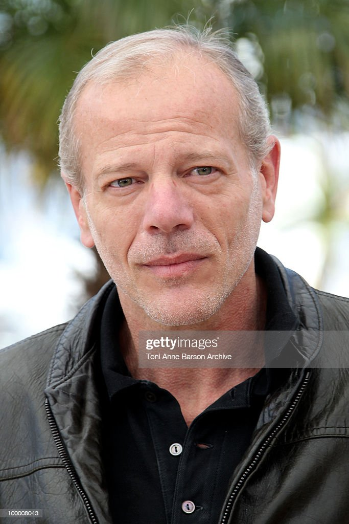 Actor Pascal Greggory attends the 'Rebecca H. (Return to the Dogs)' Photo Call held at the Palais des Festivals during the 63rd Annual International Cannes Film Festival on May 20, 2010 in Cannes, France.