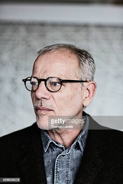 Actor Pascal Greggory is photographed for Self Assignment on November 20 2014 in Paris France