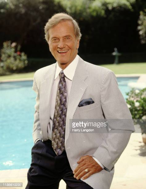 Actor Pat Boone poses for a portrait in 2008 in Los Angeles, California.