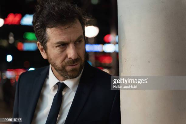Actor Patrice Robitaille poses for a portrait on February 25 2020 in Berlin Germany