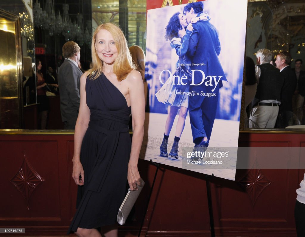 Actor Patricia Clarkson attends the 'One Day' premiere after party at the Russian Tea Room on August 8, 2011 in New York City.