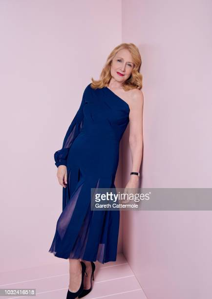 Actor Patricia Clarkson from the film 'Out of Blue' poses for a portrait during the 2018 Toronto International Film Festival at Intercontinental...