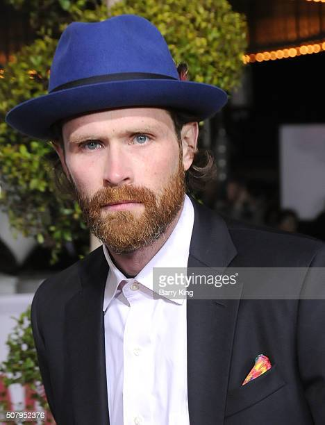 Actor Patrick Carroll attends the Premiere of Universal Pictures' 'Hail Caesar' at the Regency Village Theatre on February 1 2015 in Westwood...
