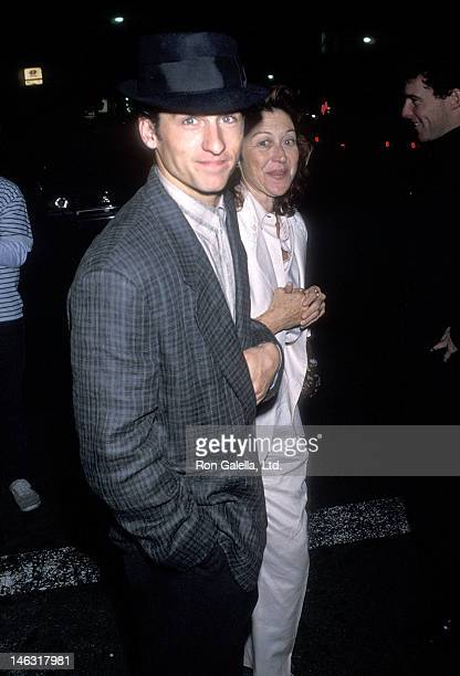 Actor Patrick Dempsey and wife Rocky Parker attend Virgin Records Presents Paula Abdul with a Sextuple Platinum Record for Forever Your Girl Album on...
