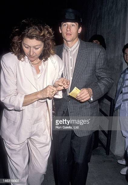 """Actor Patrick Dempsey and wife Rocky Parker attend Virgin Records Presents Paula Abdul with a Sextuple Platinum Record for """"Forever Your Girl"""" Album..."""
