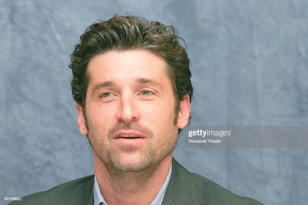 Actor Patrick Dempsey At The Four Seasons Hotel In Beverly Hills