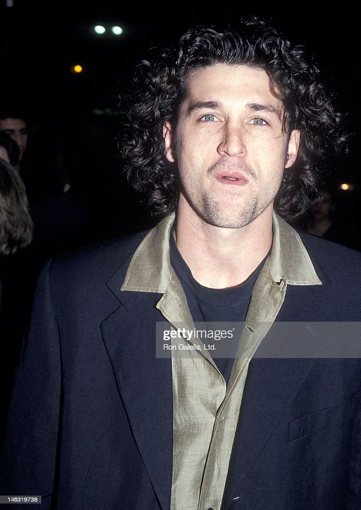 Actor Patrick Dempsey Attends The Outbreak Westwood Premiere On