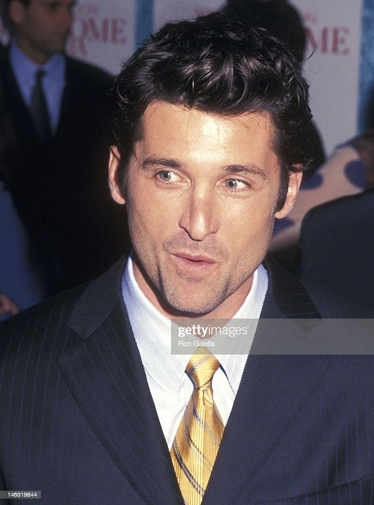 Actor Patrick Dempsey Attends The Sweet Home Alabama New York City