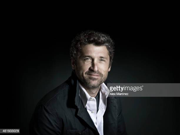77d3abf60eb Actor Patrick Dempsey is photographed for Indianapolis Monthly on June 1  2012 in Indianapolis Indiana.
