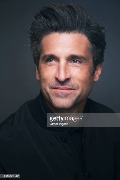 Actor Patrick Dempsey is photographed for Self Assignment, on April, 2018 in Cannes, France. . .