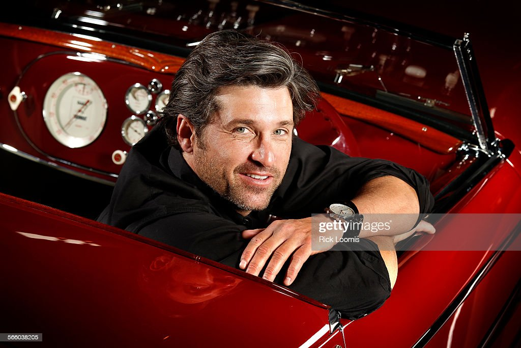 Actor Patrick Dempsey Plays A Role In The New Michael Bay Directed