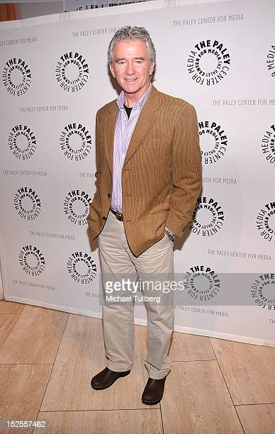 Actor Patrick Duffy arrives at a screening of the classic TV show 'The Man From Atlantis' as part of The Retro TV ActionAdventureThon at The Paley...