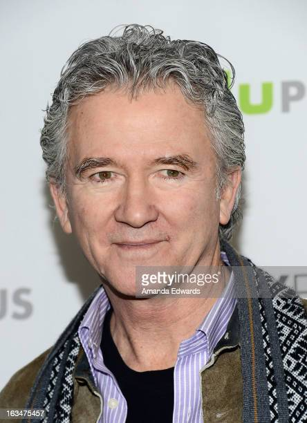 Actor Patrick Duffy arrives at the 30th Annual PaleyFest The William S Paley Television Festival featuring 'Dallas' at Saban Theatre on March 10 2013...