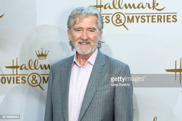 Actor Patrick Duffy arrives for the 2017 Summer TCA Tour Hallmark Channel And Hallmark Movies And Mysteries on July 27 2017 in Beverly Hills...