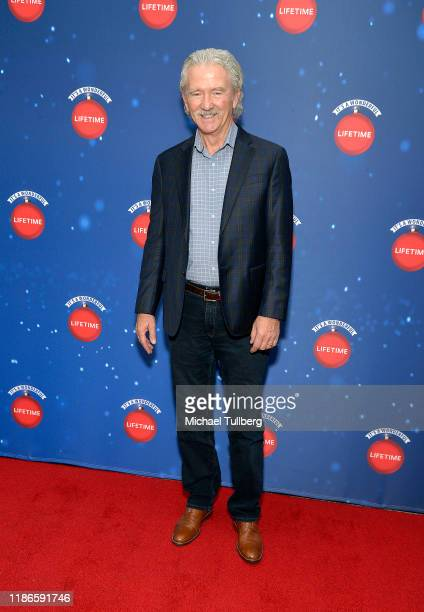 Actor Patrick Duffy attends Say Santa with It's A Wonderful Lifetime photo experience at Glendale Galleria on November 09 2019 in Glendale California
