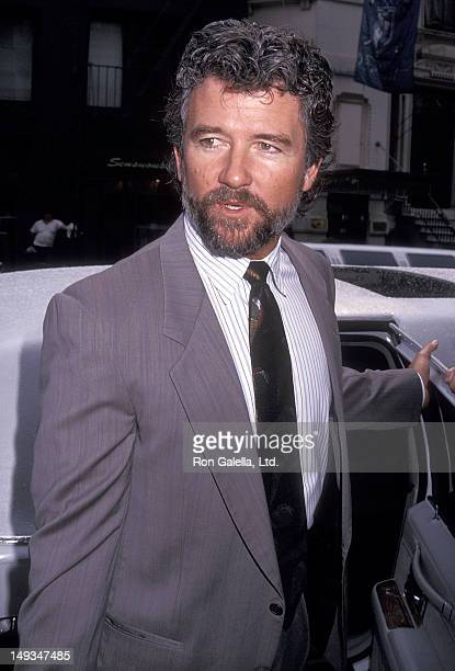 Actor Patrick Duffy attends the ABC Television Upfront Meeting on May 11 1993 at the Westbury Hotel in New York City