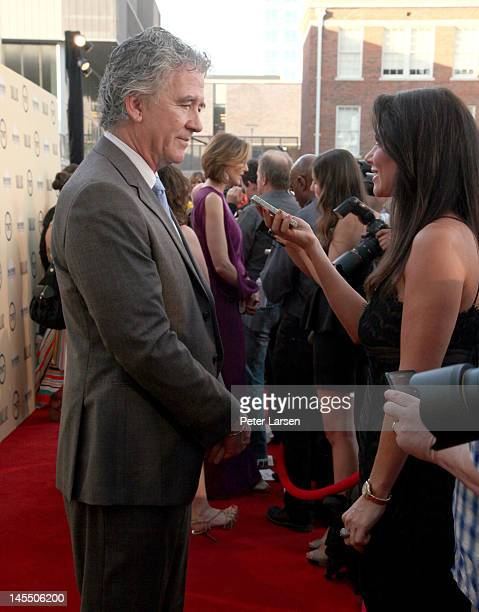 Actor Patrick Duffy attends the gala premiere screening of Dallas hosted by TNT and Warner Horizon at the Winspear Opera House on May 31 2012 in...