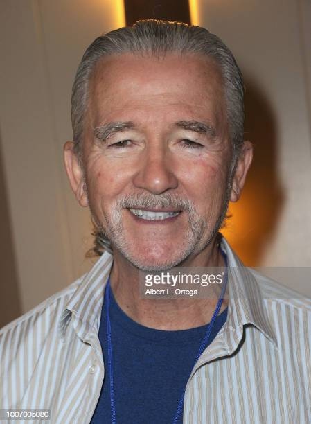 Actor Patrick Duffy attends The Hollywood Show held at The Westin Hotel LAX on July 28 2018 in Los Angeles California
