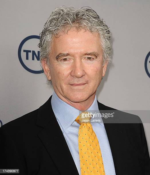 Actor Patrick Duffy attends TNT's 25th anniversary party at The Beverly Hilton Hotel on July 24 2013 in Beverly Hills California