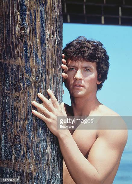 Actor Patrick Duffy in a still from the TV series The Man From Atlantis