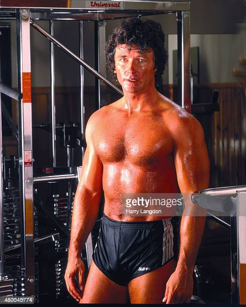 Actor Patrick Duffy poses for a portrait in 1990 in Los Angeles California