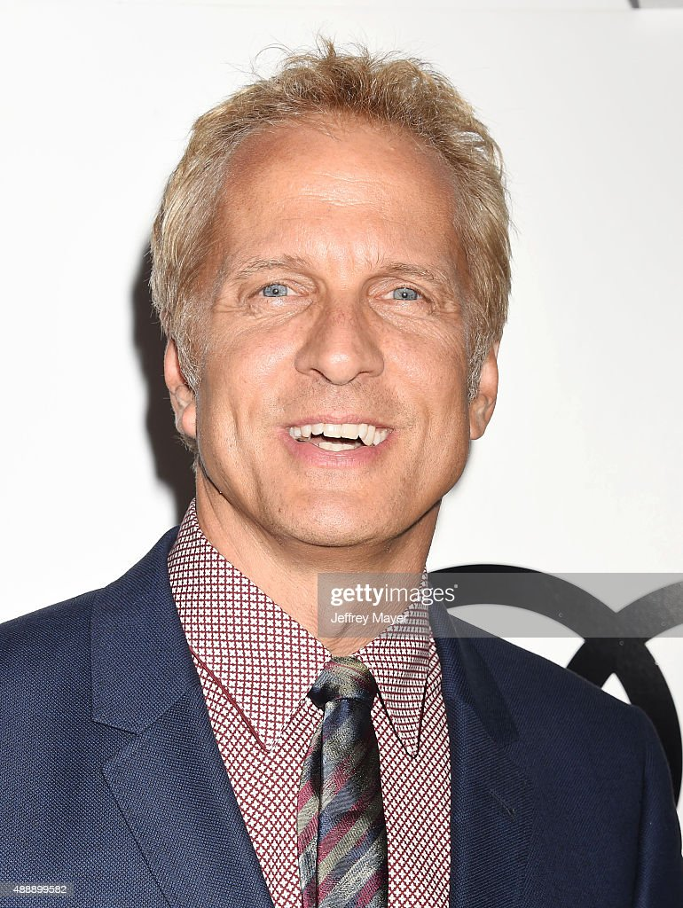 Actor Patrick Fabian arrives at the Audi Celebrates Emmys Week 2015 at Cecconi's on September 17, 2015 in West Hollywood, California.