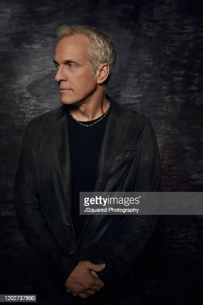 Actor Patrick Fabian of AMC's Better Call Saul' poses for a portrait during the 2020 Winter TCA Portrait Studio at The Langham Huntington Pasadena on...