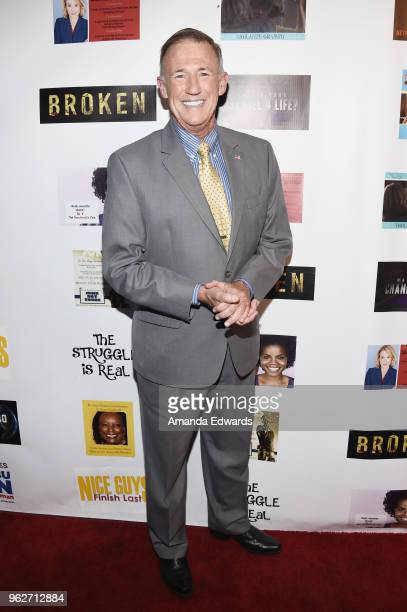 Actor Patrick Finerty arrives at the FYC Us Independents Screenings and Red Carpet at the Elks Lodge on May 25 2018 in Van Nuys California