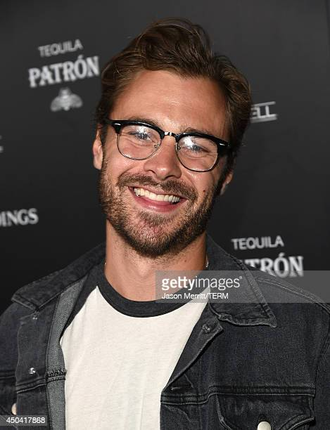 Actor Patrick Flueger attends Maxim's Hot 100 Women of 2014 celebration and sneak peek of the future of Maxim at Pacific Design Center on June 10...