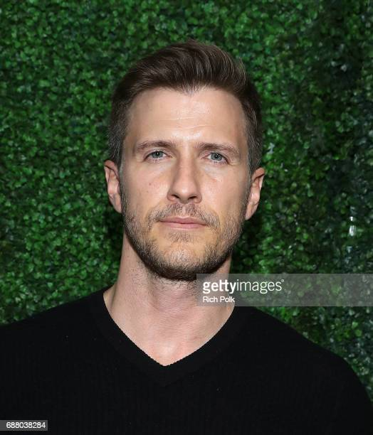 """Actor Patrick Heusinger star of the new Sony Pictures Television series """"Absentia"""" attends the Sony Pictures Television LA Screenings Party at Catch..."""