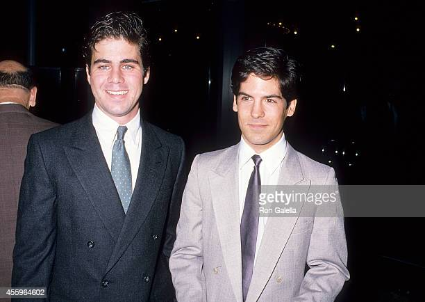 Actor Patrick Labyorteaux and actor Matthew Laborteaux attend Michael Landon's Second Annual Celebrity Gala to Benefit the National Down Syndrome...