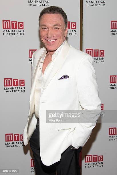 Actor Patrick Page attends the after party for the Broadway opening night for Casa Valentina at Copacabana on April 23 2014 in New York City