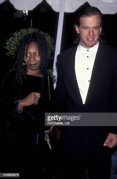 Actor Patrick Swayze and Lyle Trachtenberg attend 21st Annual People's Choice Awards on March 5 1995 at Universal Studios in Universal City California